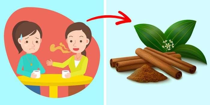 11продуктов, которые избавят тело отнеприятного запаха вдва счета