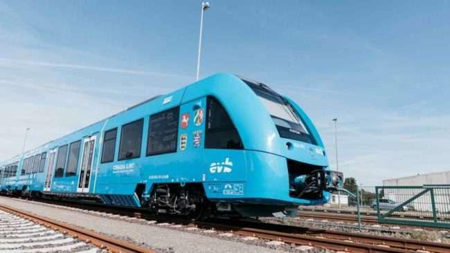 Смогут ли -поезда на водороде- избавить нас от дизельного топлива?