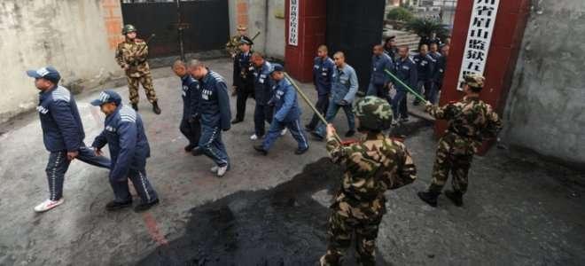 Как сидят в китайской тюрьме