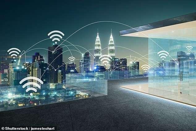 Ученые создали прибор, который превращает Wi-Fi в электричество-4 фото-