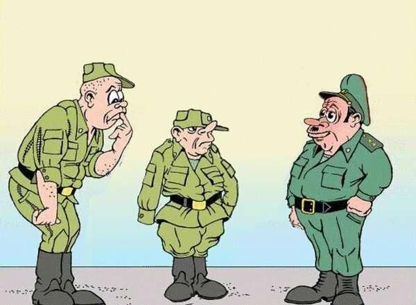 Как лейтенант-двухгодичник заставил тыловиков уважать себя (1 фото)