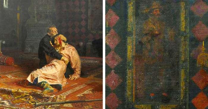 10фактов ознаменитых картинах, которые заинтересуют даже тех, кто далек отискусства