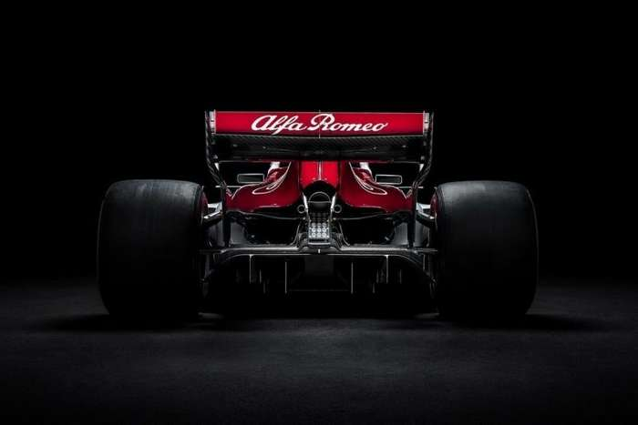 Alfa Romeo F1 40 лет спустя: о том как вчера Sauber стал историей (15 фото)
