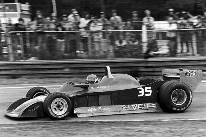 Alfa Romeo F1 40 лет спустя: о том как вчера Sauber стал историей авто
