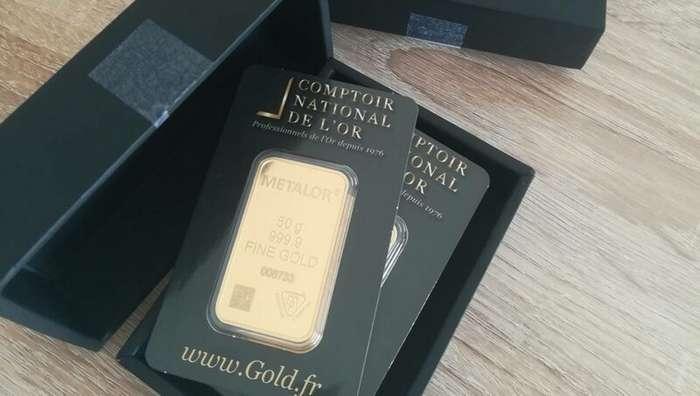 Француз получил по почте золотые слитки вместо купальника-2 фото-