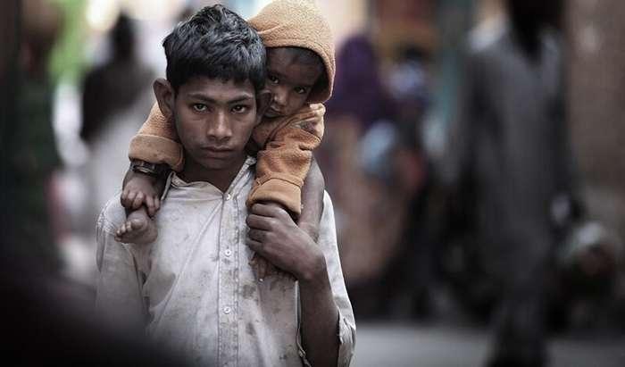 Кто такие индийские неприкасаемые и можно ли их трогать? (14 фото)