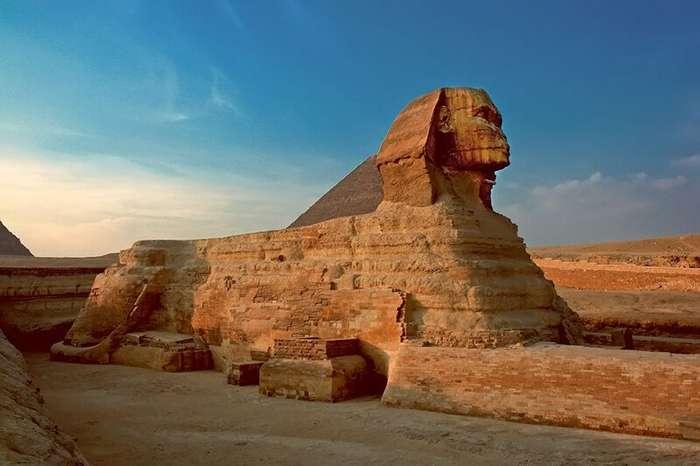 ТОП-4 главных загадок древнего Египта                     (1 фото)