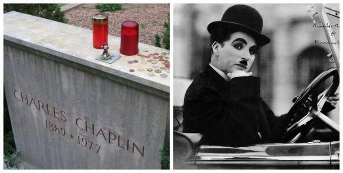 Знаменитые люди, которых похищали после смерти-8 фото-