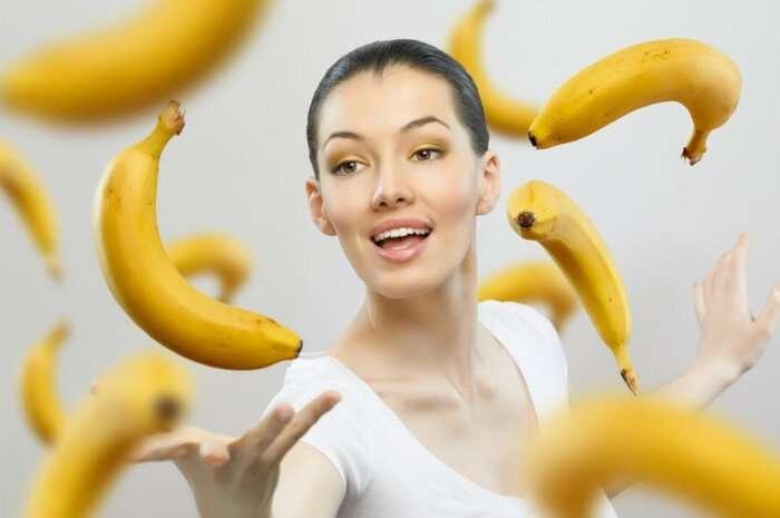 Чем полезны бананы?                      Интересное