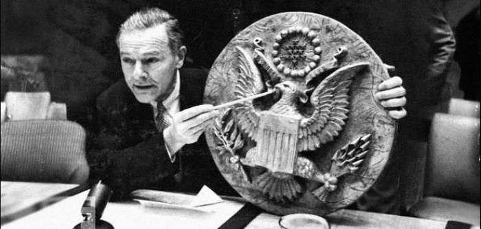 Операция «Исповедь»: как герб Америки работал на СССР
