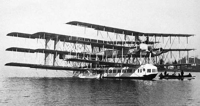 -Летающий блин- и -морской дротик-: 5 самых необычных самолетов в истории авиации