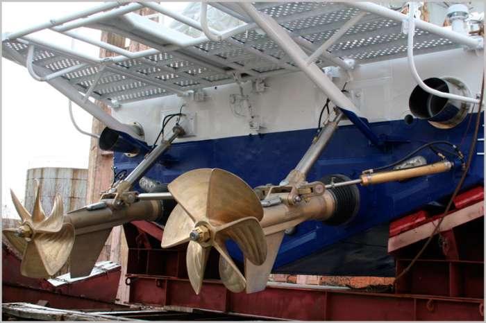 Почему скорость морского транспорта определяется в узлах