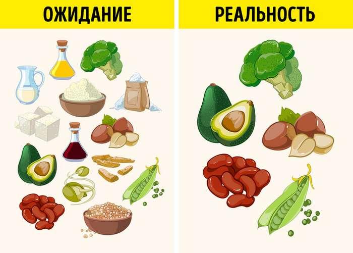 Пословам ученых, 84% вегетарианцев снова начинают есть мясо. Инаэто есть 12причин Интересное