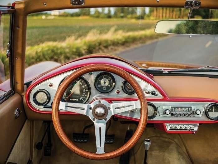 Plymouth Asimmetrica Roadster 1961 – Ужас с откидным верхом-14 фото-