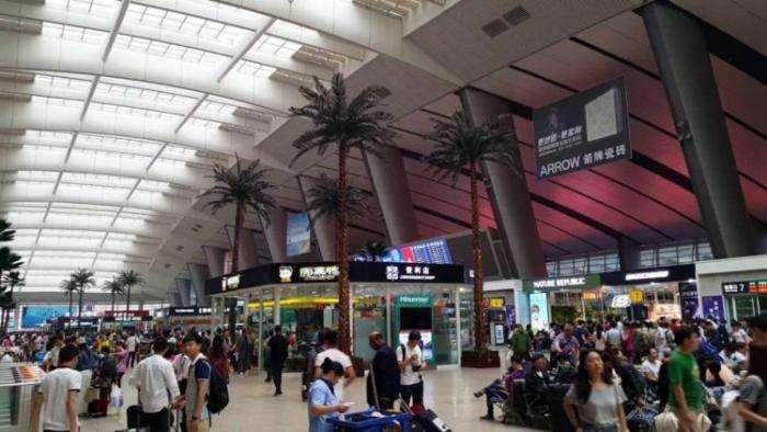 Система «кармы» в Китае лишила миллионы людей возможности путешествовать Интересное