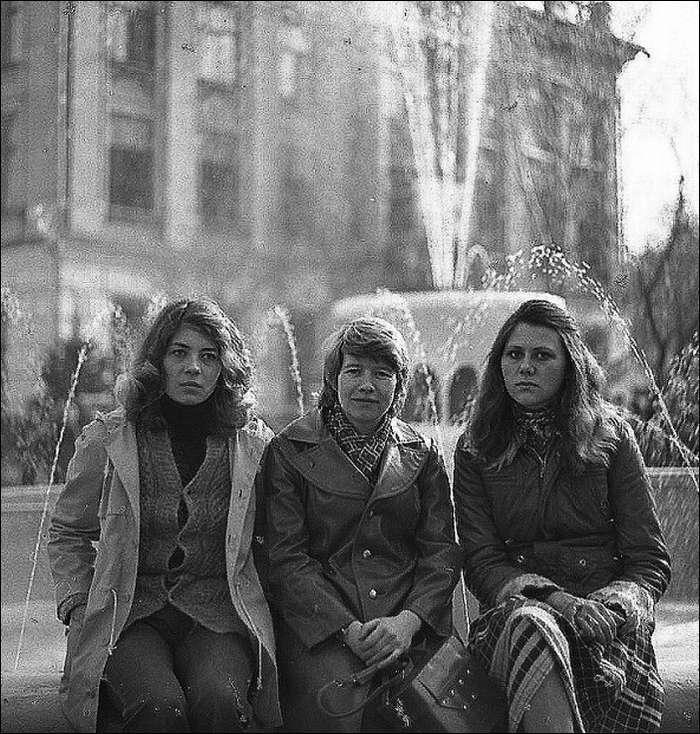 Девушки СССР. Очаровательное достояние Страны Советов-70 фото-