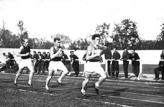 Братья Знаменские. Две легенды советского спорта с трагической судьбой                      Интересное