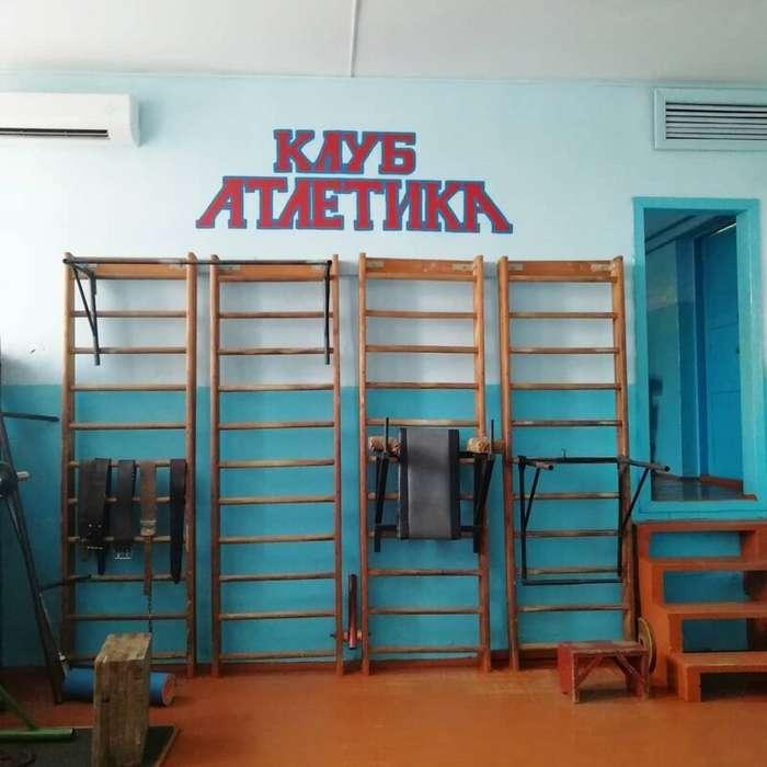 Трушные качалки времен СССР, в которых не принято делать пафосные селфи-13 фото-