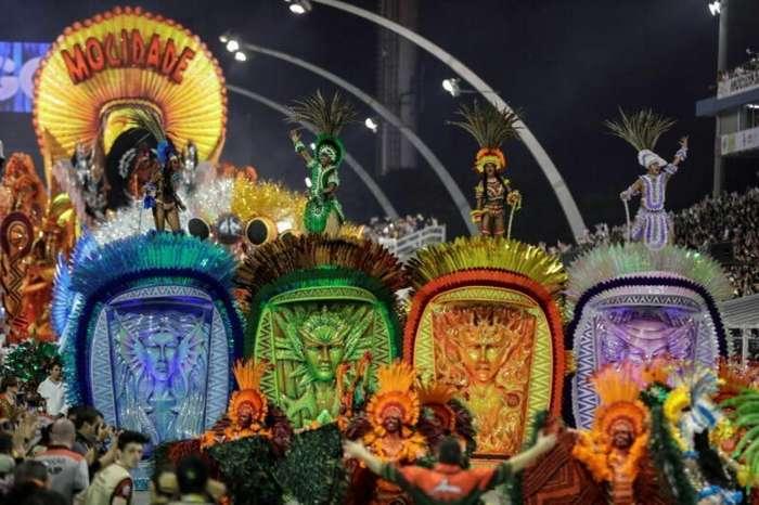 Карнавал в Рио. 10 фактов-26 фото + 3 видео-