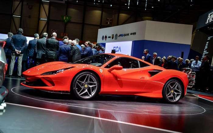 10 впечатляющих суперкаров, представленных на Женевском автосалоне-2019