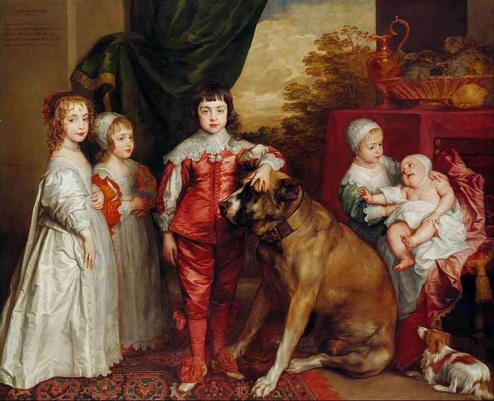 Дети быстро растут. Как экономили на детской одежде для мальчиков в Европе XVI века