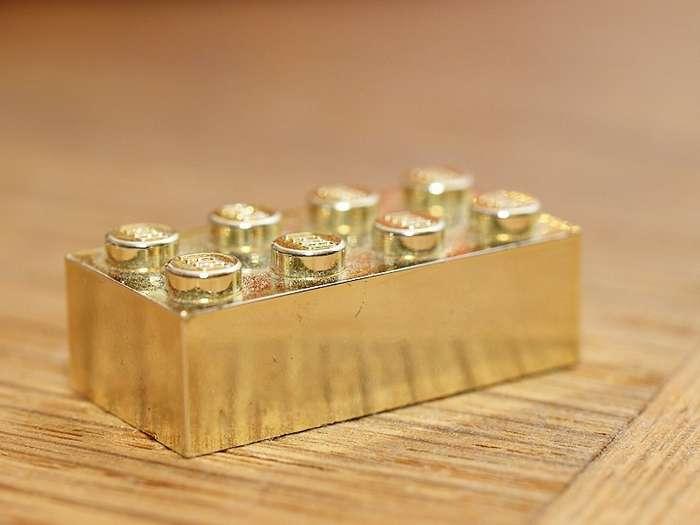 Туалетная бумага из золота и другие дорогие безделушки Интересное