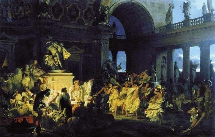 Просто о сложном: многовековая история Древнего Рима за 20 минут-9 фото + 1 видео-