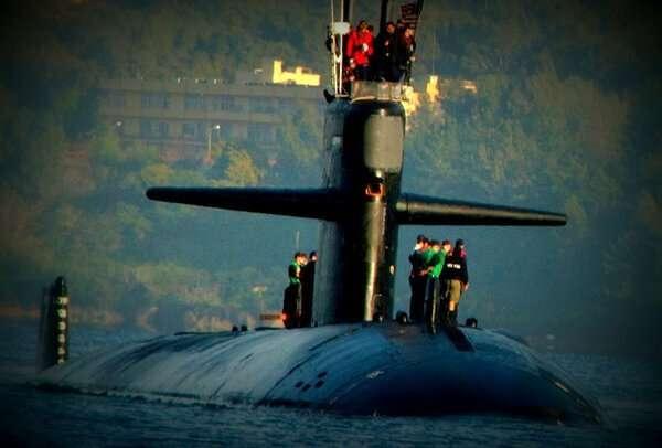 Как советские подводники разубедили США в неуязвимости их субмарин-1 фото-