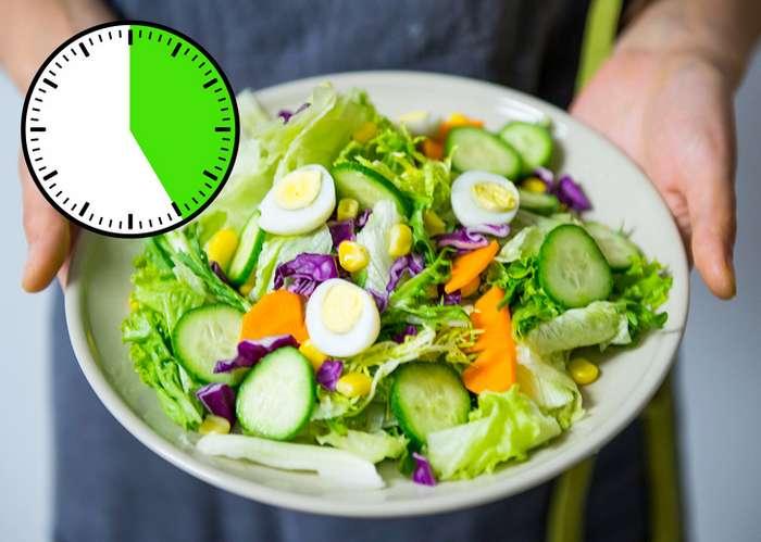 6продуктов, которые нужно есть вправильное время, чтобы похудеть Интересное