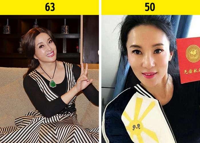 Как всегда выглядеть на25? Китаянки раскрывают секреты молодости Интересное