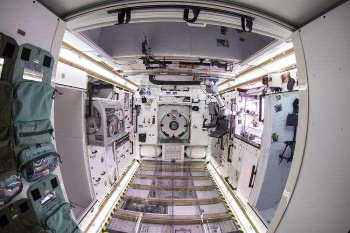 Lockheed Martin создала полноразмерный прототип жилого модуля окололунной станции Gateway  Интересное