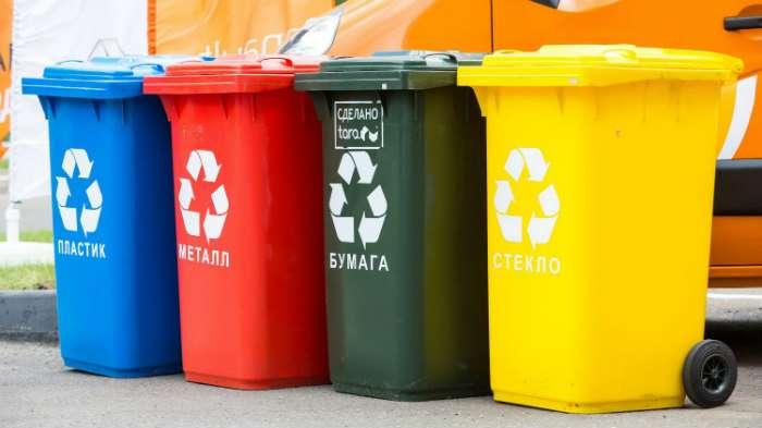 Как перерабатывают мусор в разных странах мира -4 фото-