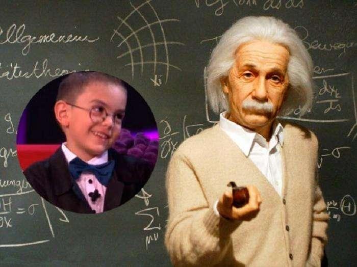 Новое поколение ученых: у колумбийского 5-летнего ребенка тот же IQ, что и у Альберта Эйнштейна  Интересное