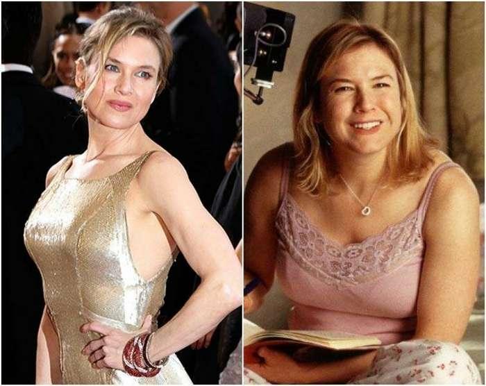 Актёры, которые радикально меняли своё тело для роли в кино                      Интересное