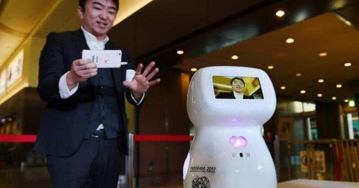 В Токио-2020 к олимпийцам приставят роботов-4 фото-