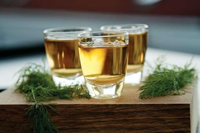 25 крепких алкогольных напитков народов мира-13 фото-