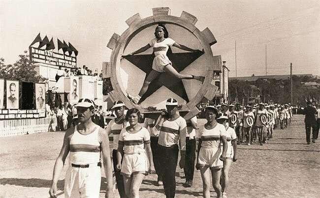 Исторические снимки, показывающие, насколько изменился наш мир                      Интересное