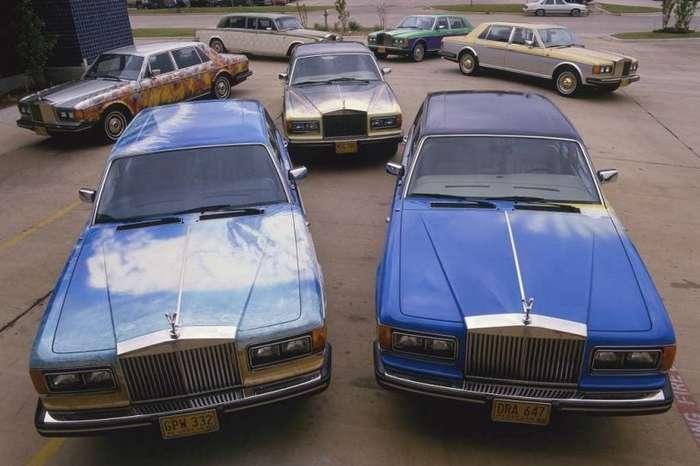 Секта почитателей Rolls Royce: 93 тачки для покатушек                      Интересное