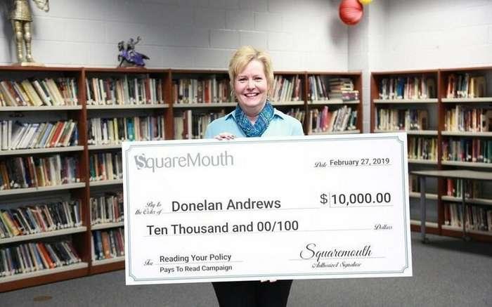 Американка выиграла 10 тысяч долларов, прочитав мелкий шрифт в страховом договоре-6 фото-