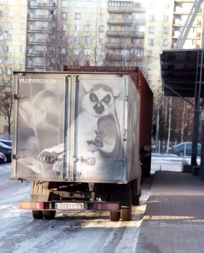 Подборка автомобильных приколов от Johnny за 12 марта 2019-25 фото-