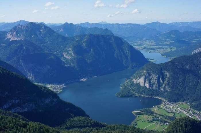 72 миллиона на дне: зачем в альпийском озере Топлиц затопили столько денег-5 фото-