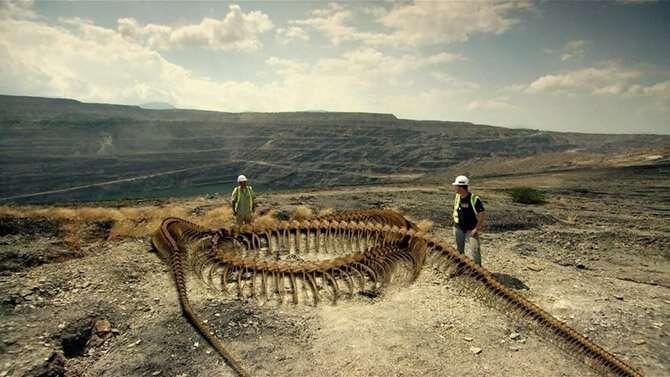 Титанобоа – змея-монстр-7 фото-