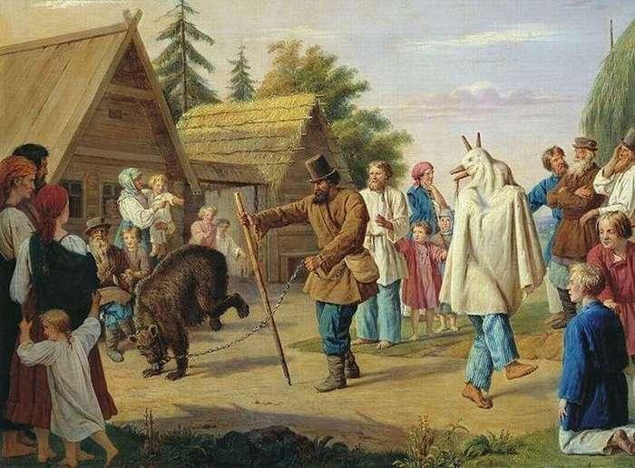 Медвежья академия                      Интересное