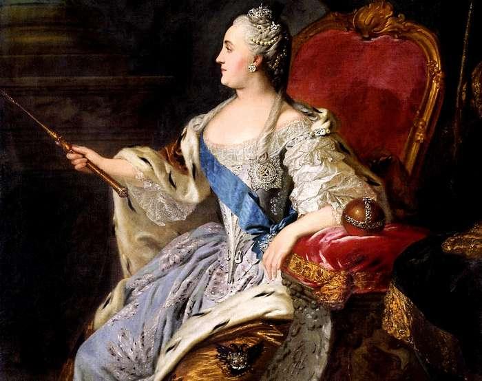 Великая ревность великой женщины: как Екатерина II отомстила за измену своему фавориту Интересное