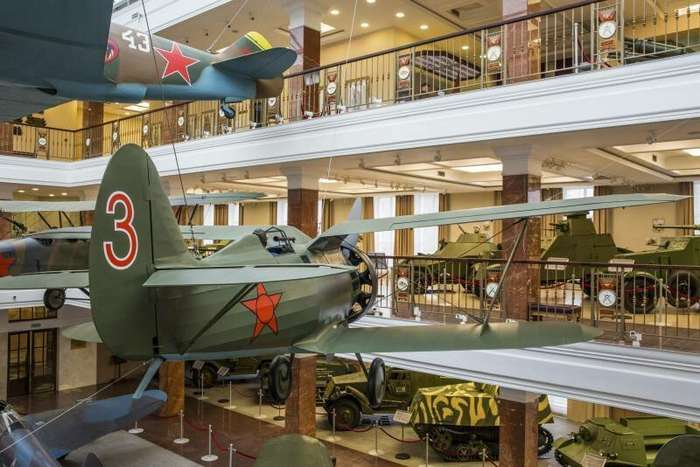 Рассказы об оружии. Истребитель И-15                      Интересное