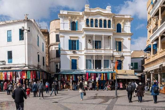 Тунис: море, трамваи, ковры-80 фото-