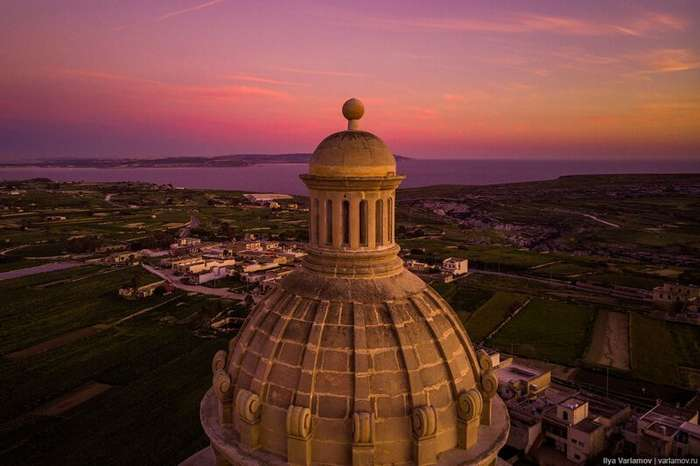 Мальта: природа, храмы, «Игра престолов»                      туризм и отдых