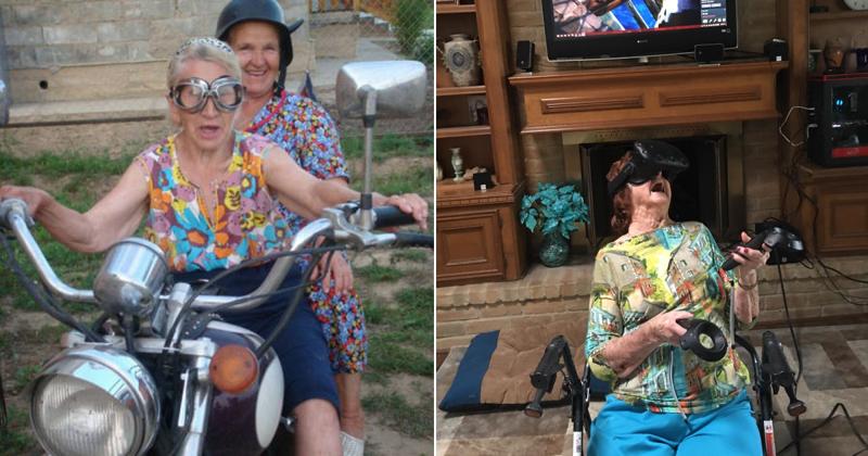 10 фотографий, доказывающих, что радоваться мелочам можно в любом возрасте                      Интересное