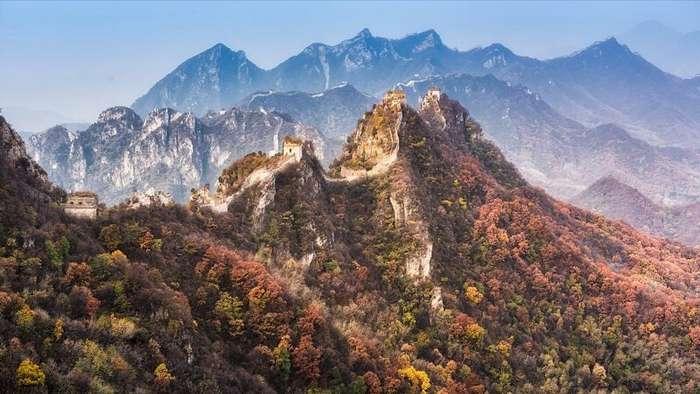 Китайцы всерьез займутся Великой стеной                      Интересное