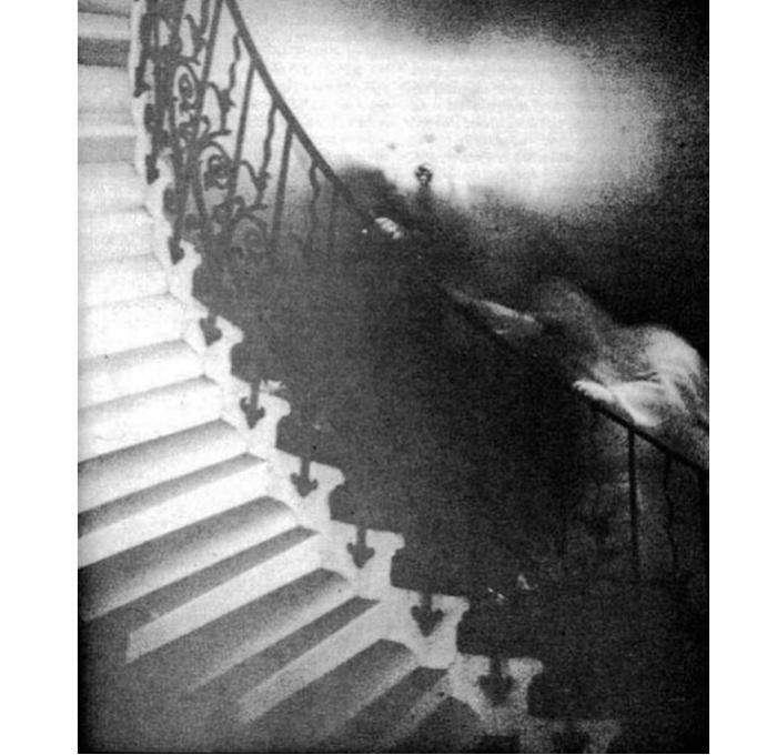 Самые известные фотографии привидений -9 фото-